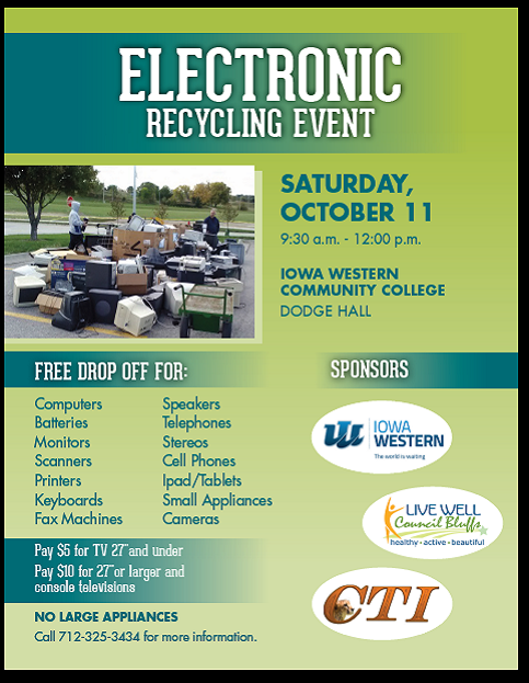 Electronic Recycle Event